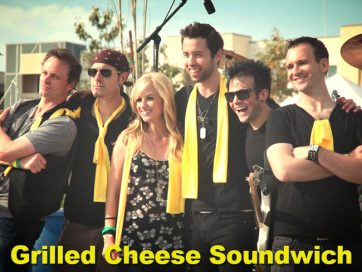 Grilled Cheese Soundwich