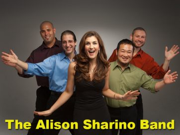 The Alison Sharino Band