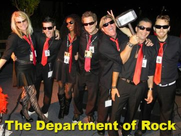 The Department of Rock